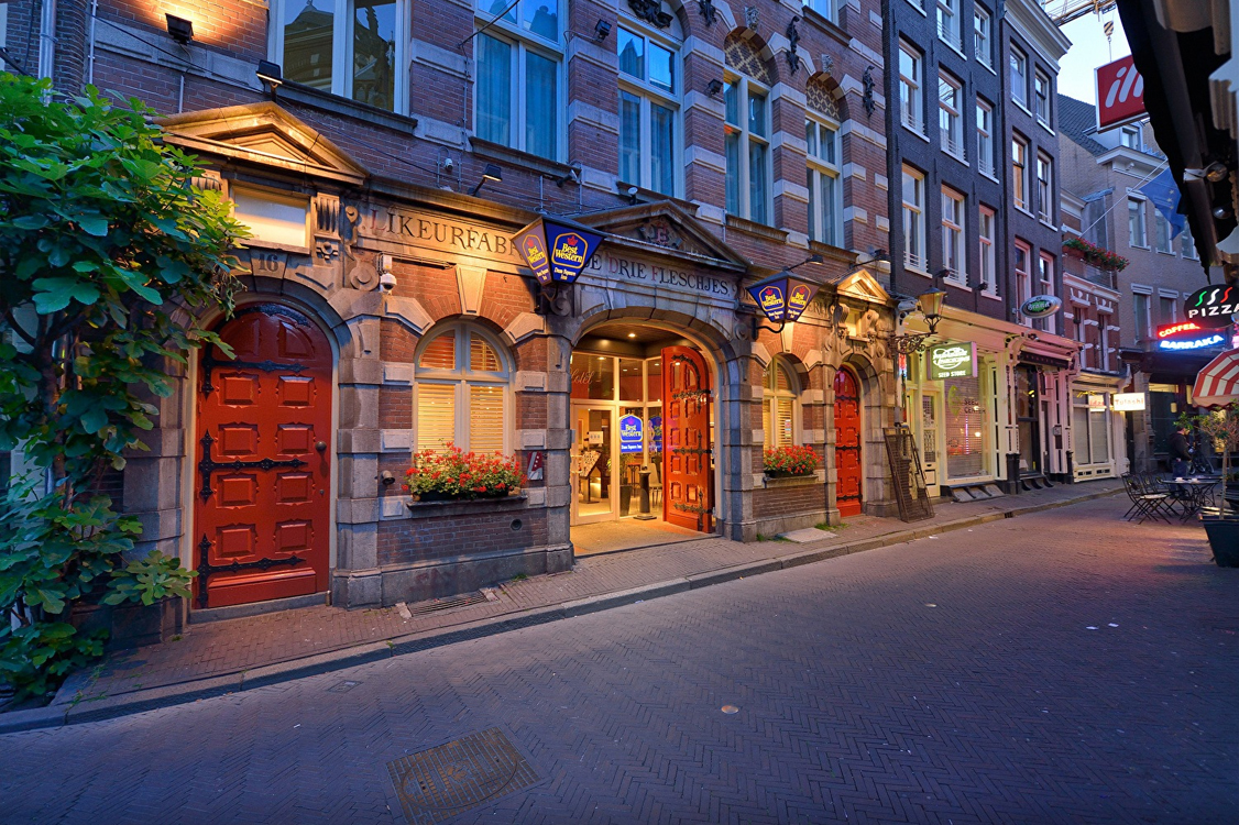 Hotell amsterdam tips
