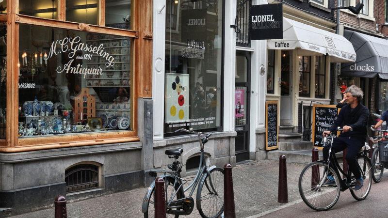 Amsterdam shopping handlegate shoppinggate butikk