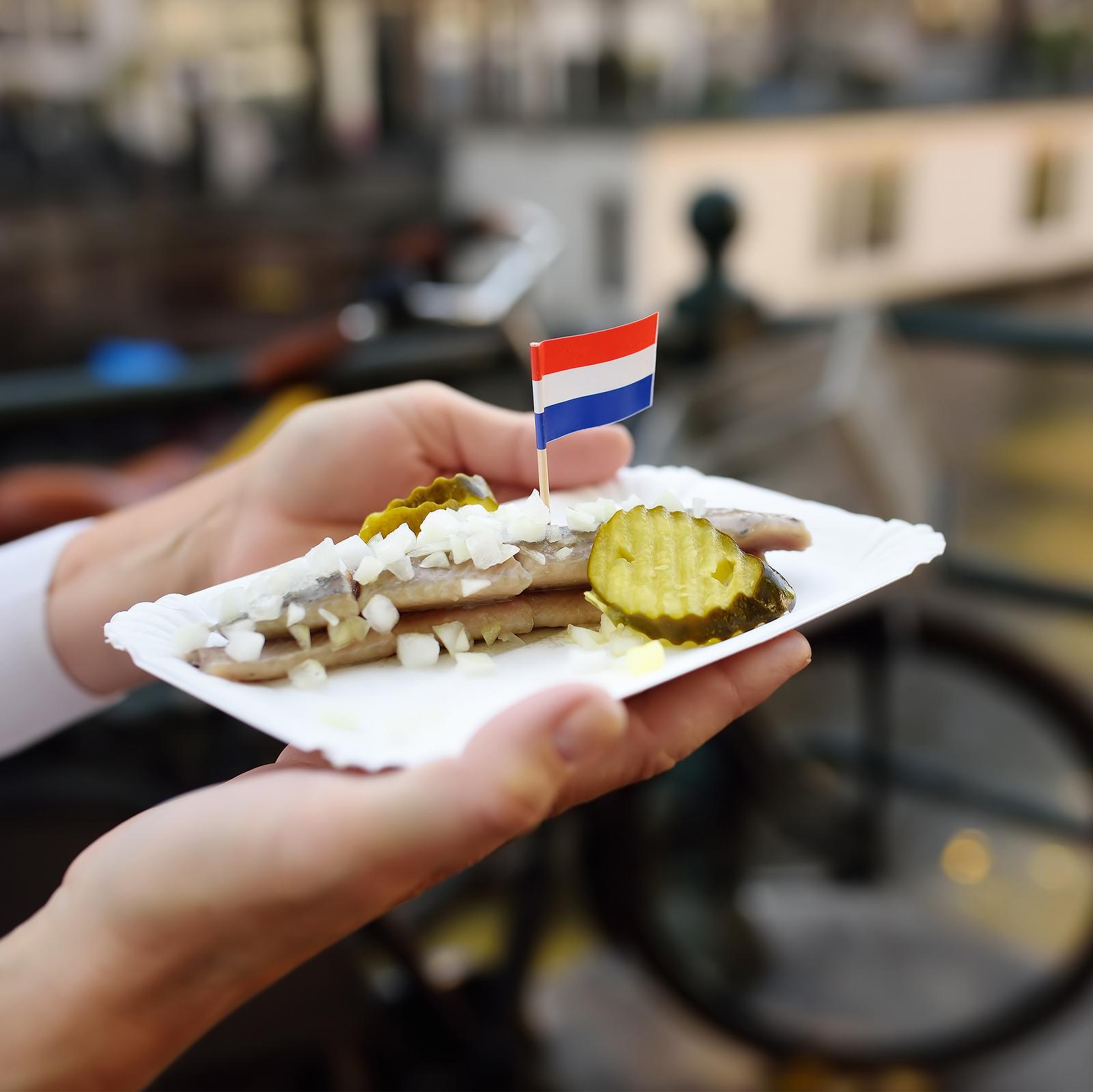 Nasjonalrett Nederland sild