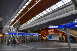 tbane Amsterdam stasjon stadion transport