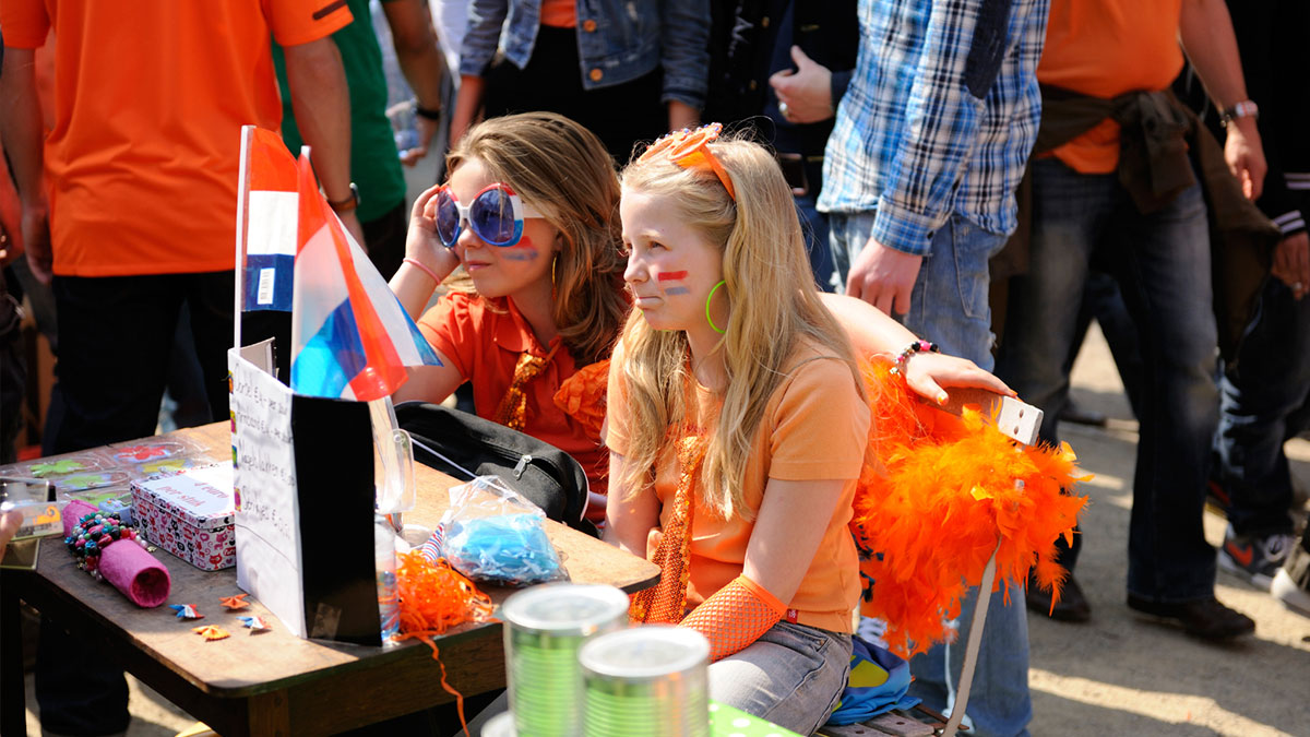Ferie med barn Amsterdam